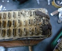 Ремонт радиаторов охлаждения