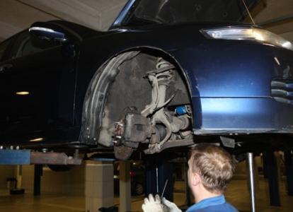 Ремонт подвески (передней и задней)