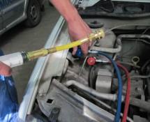 Диагностика, ремонт и заправка автокондиционера